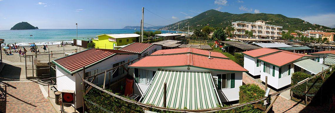 Campeggio e Residence sul Mare della Riviera Ligure di Ponente